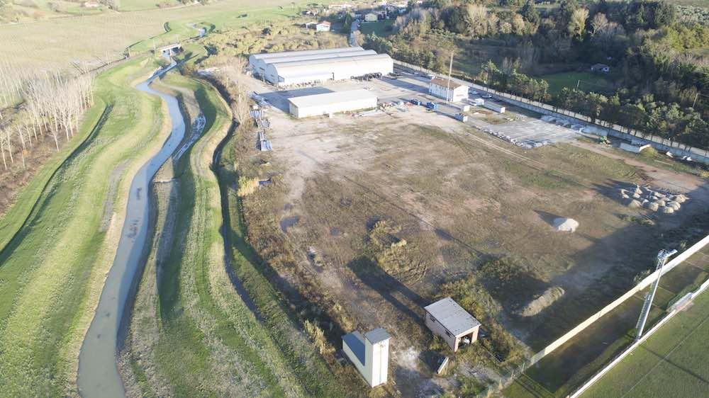 C.E.M.E.S. factory in Acciaiolo
