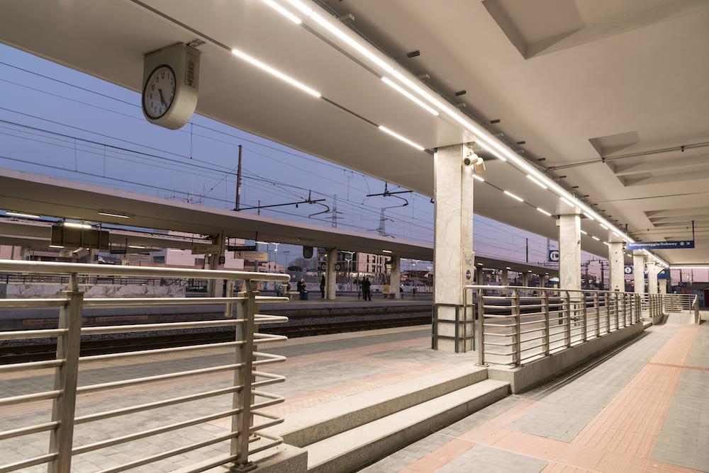 Restauro totale della Stazione FS di Viareggio